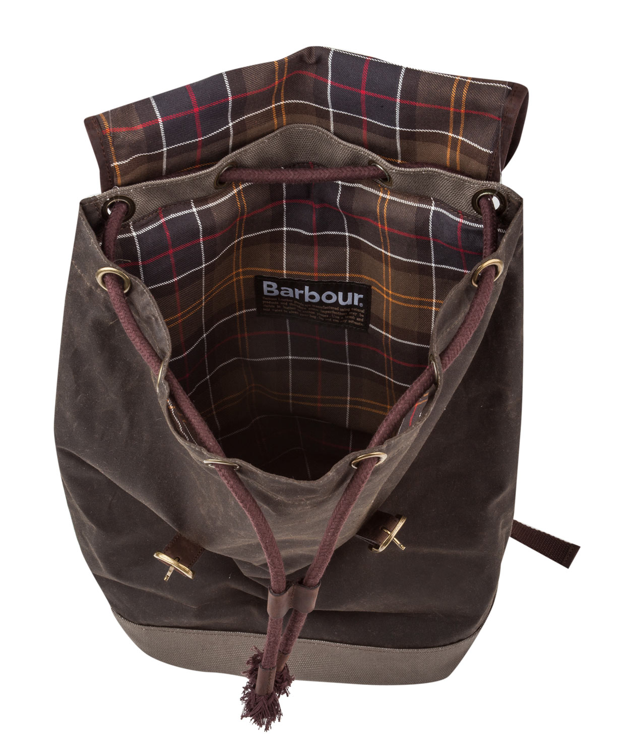 Barbour Beeswax City Backpack In Green For Men Lyst
