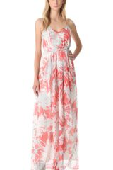 Cacharel Sleeveless Maxi Dress - Lyst
