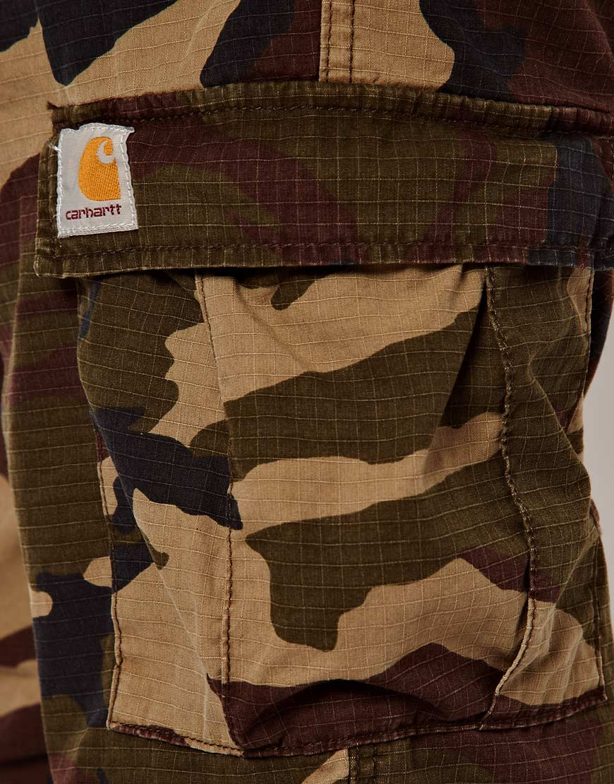 2b00170d4d Carhartt Cargo Trousers Aviation Slim Camo Ripstop in Natural for Men - Lyst