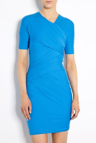 Carven Jersey Bandage Dress - Lyst
