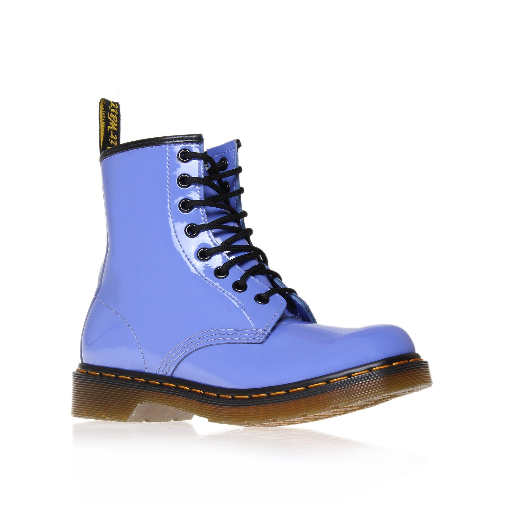 Dr Martens Classic 8 In Blue Lyst