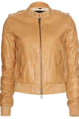 Rachel Zoe Jared Leather Jacket - Lyst