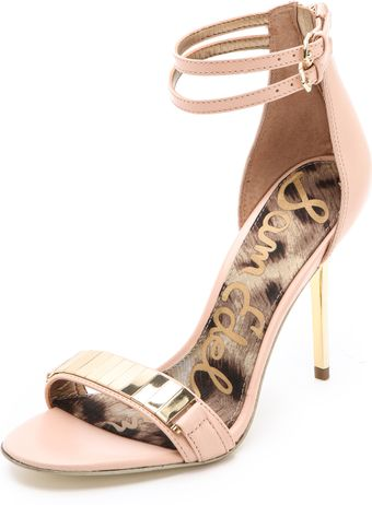 Sam Edelman Allie High Heel Sandals - Lyst