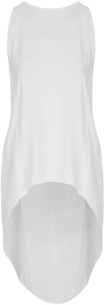 Topshop Kirsty Top By Motel - Lyst