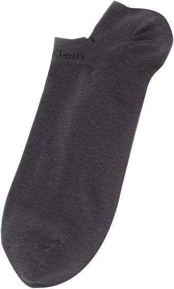 Calvin Klein Coolmax No Cushion Athletic Sock - Lyst