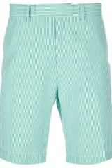 Polo Ralph Lauren Striped Shorts - Lyst