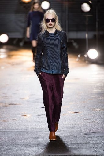 3.1 Phillip Lim Fall 2013 Runway Look 35 - Lyst