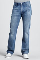 7 For All Mankind Standard Sunlight Waters Jeans - Lyst