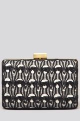 Sondra Roberts Clutch Lace Box - Lyst