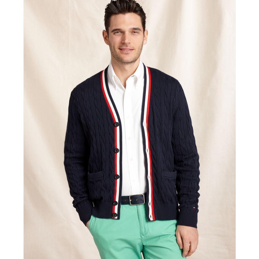 KNITWEAR - Cardigans Tommy Jeans Best Sale Sale Online nnYC4SpL