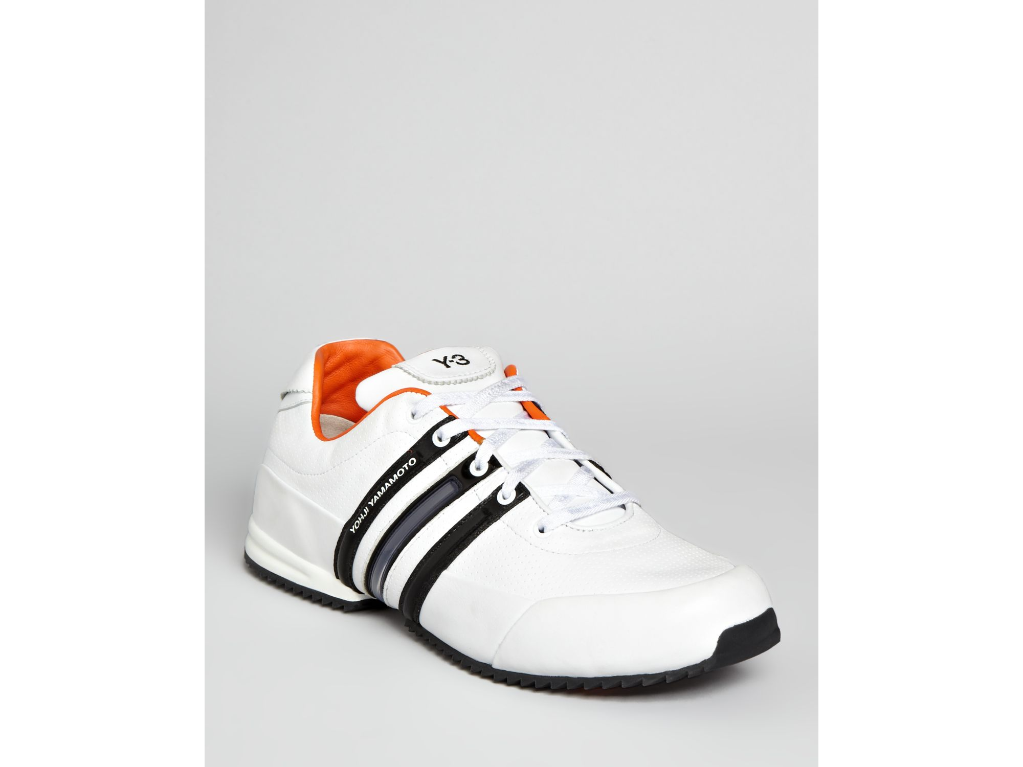 86611ef79e9b0 Lyst - Y-3 Sprint Classic Sneakers in White for Men