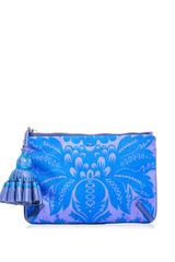 Anya Hindmarch Print Clutch Bag - Lyst