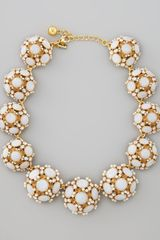 Kate Spade Collar Statement Necklace - Lyst