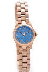 Marc By Marc Jacobs Henry Dinky Watch - Lyst