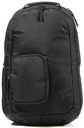 Nixon The Small Shadow Ii Backpack in All Black - Lyst