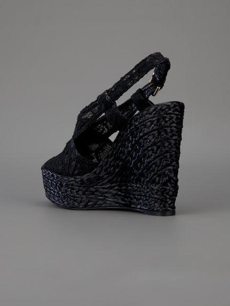 Wedge Sandals Steve Madden Dolce & Gabbana We...