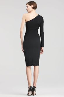 Elie Saab One Sleeve Dress - Lyst
