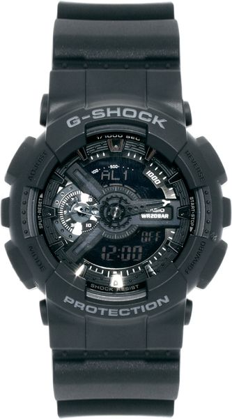 G-shock Hyper Complex Watch Ga1101ber in Black for Men