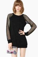 Nasty Gal Game Changer Dress Black - Lyst