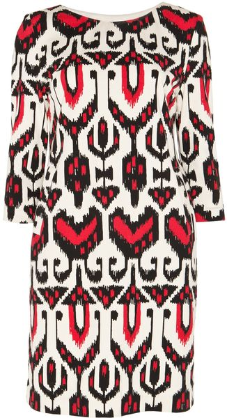 Alice By Temperley Mini Sovereign Ponte Dress - Lyst