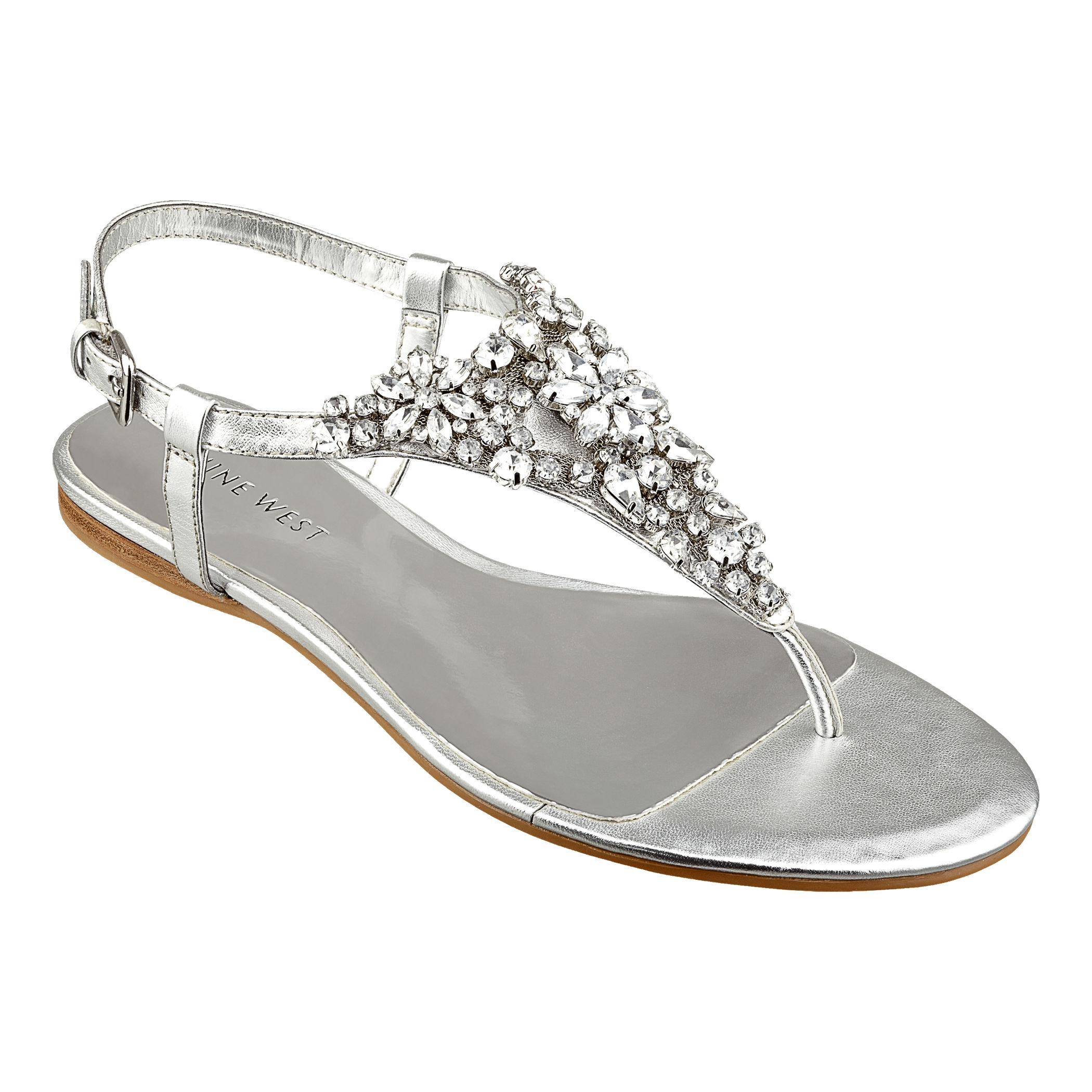 Silver A Flat Dress Sandals The – Ye2widh9 About Bridalamp; Formal All JKuT31clF