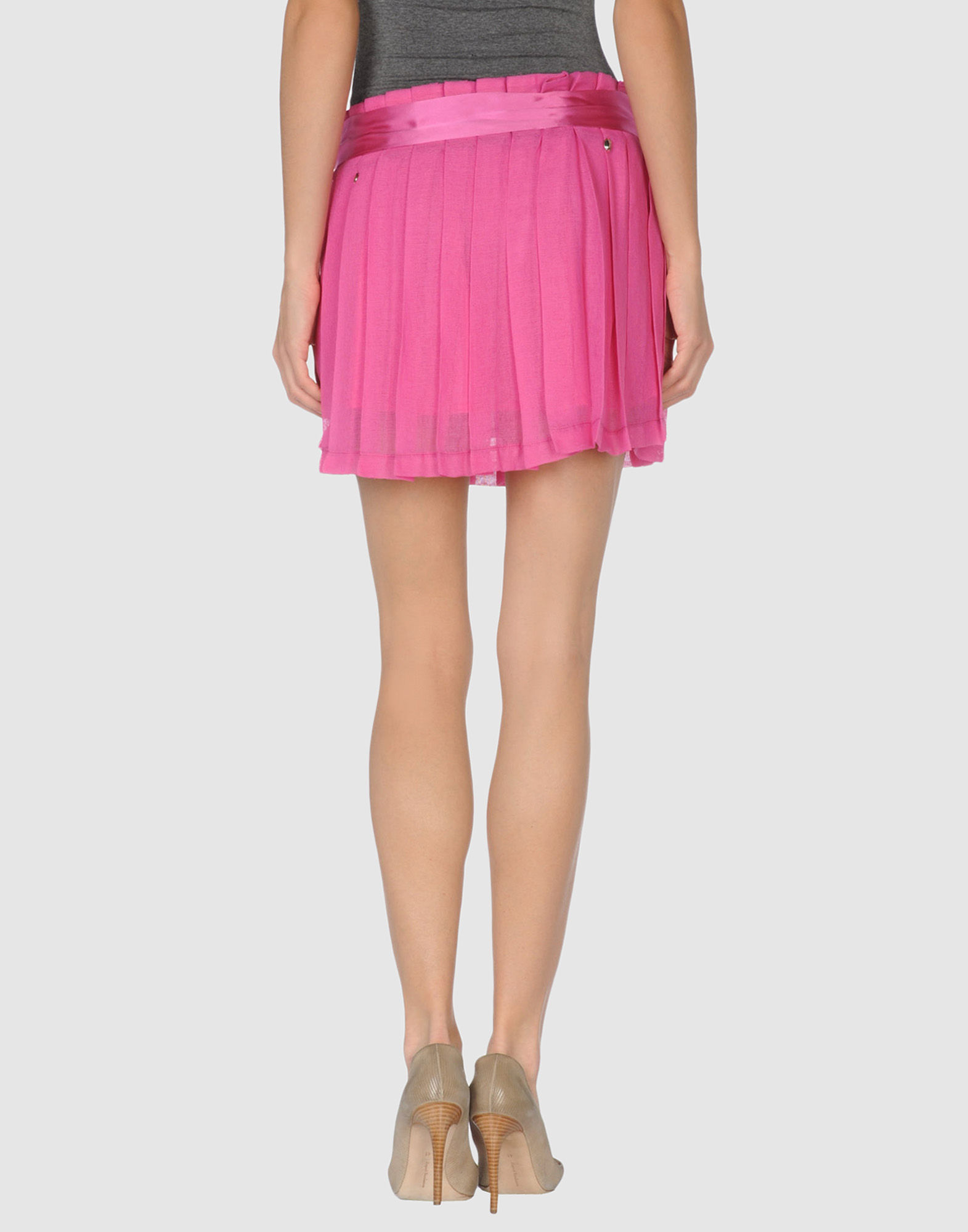 betty blue mini skirt in pink lyst