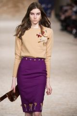 House Of Holland Fall 2013 Runway Look 32 in  - Lyst