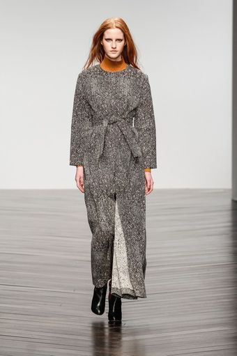 Issa Fall 2013 Runway Look 2 - Lyst