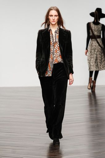 Issa Fall 2013 Runway Look 8 - Lyst