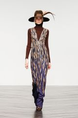 Issa Fall 2013 Runway Look 32 in  - Lyst