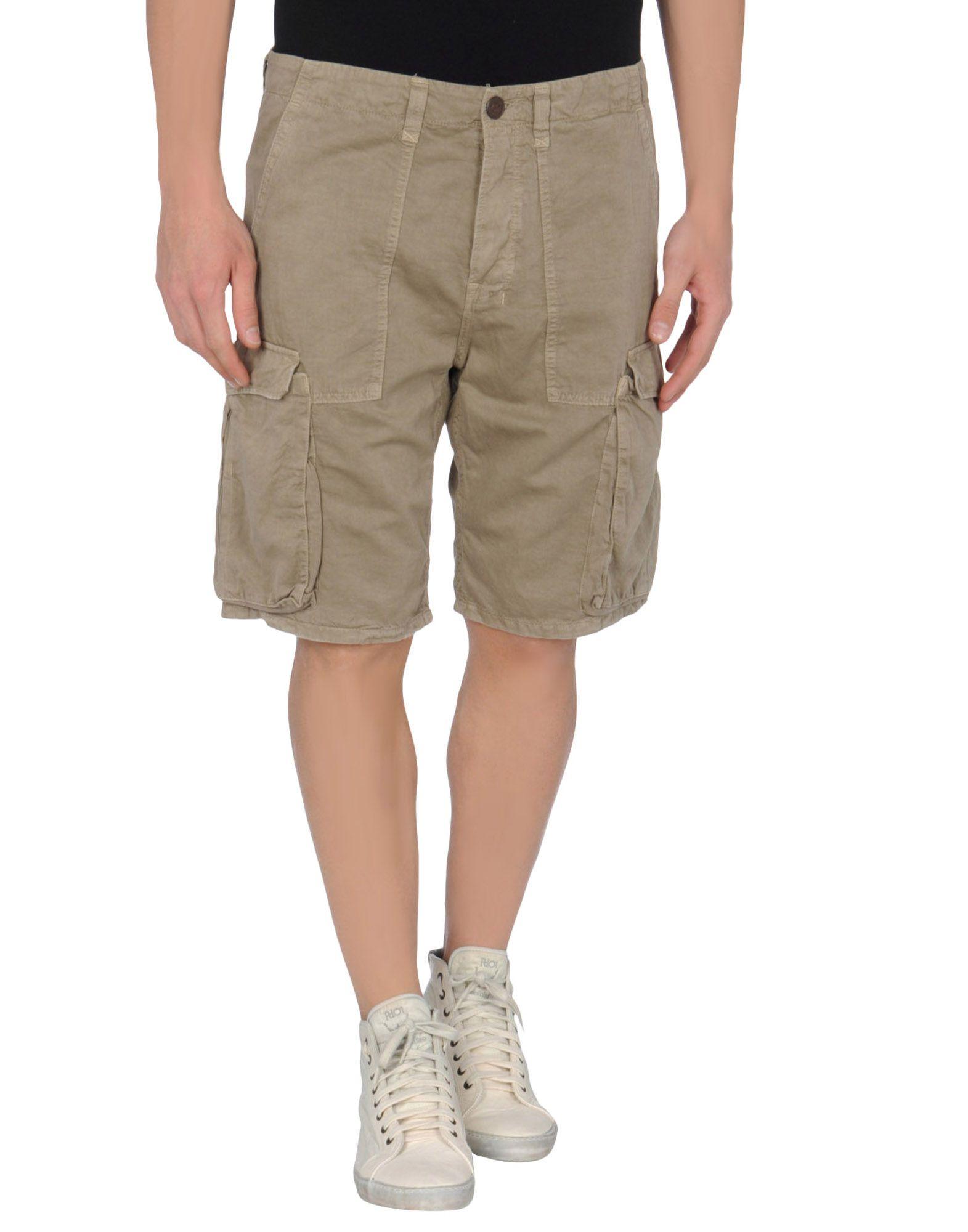 TROUSERS - Bermuda shorts Seal Kay wuL1K8aHLP