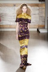 L'Wren Scott Fall 2013 Runway Look 31