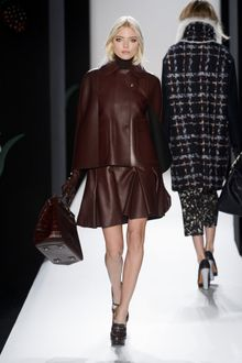 Mulberry Fall 2013 Runway Look 2 - Lyst