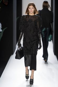 Mulberry Fall 2013 Runway Look 38 - Lyst