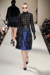 Temperley London Fall 2013 Runway Look 14