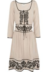 Alice By Temperley Embroidered Dress - Lyst