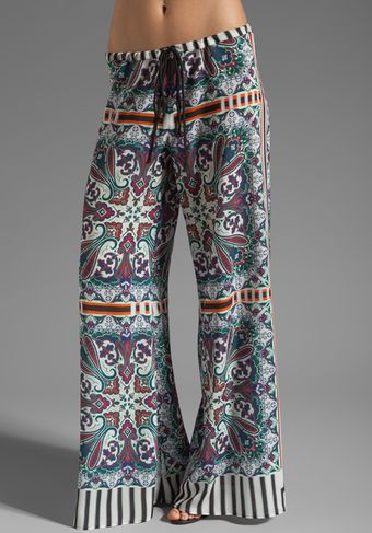 Clover Canyon Paisley Road Pants - Lyst