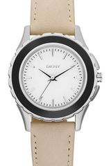 DKNY  Leather Watch - Lyst