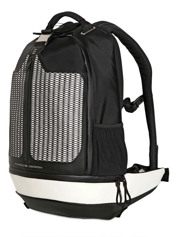 porsche design bounce water resistant nylon backpack in. Black Bedroom Furniture Sets. Home Design Ideas