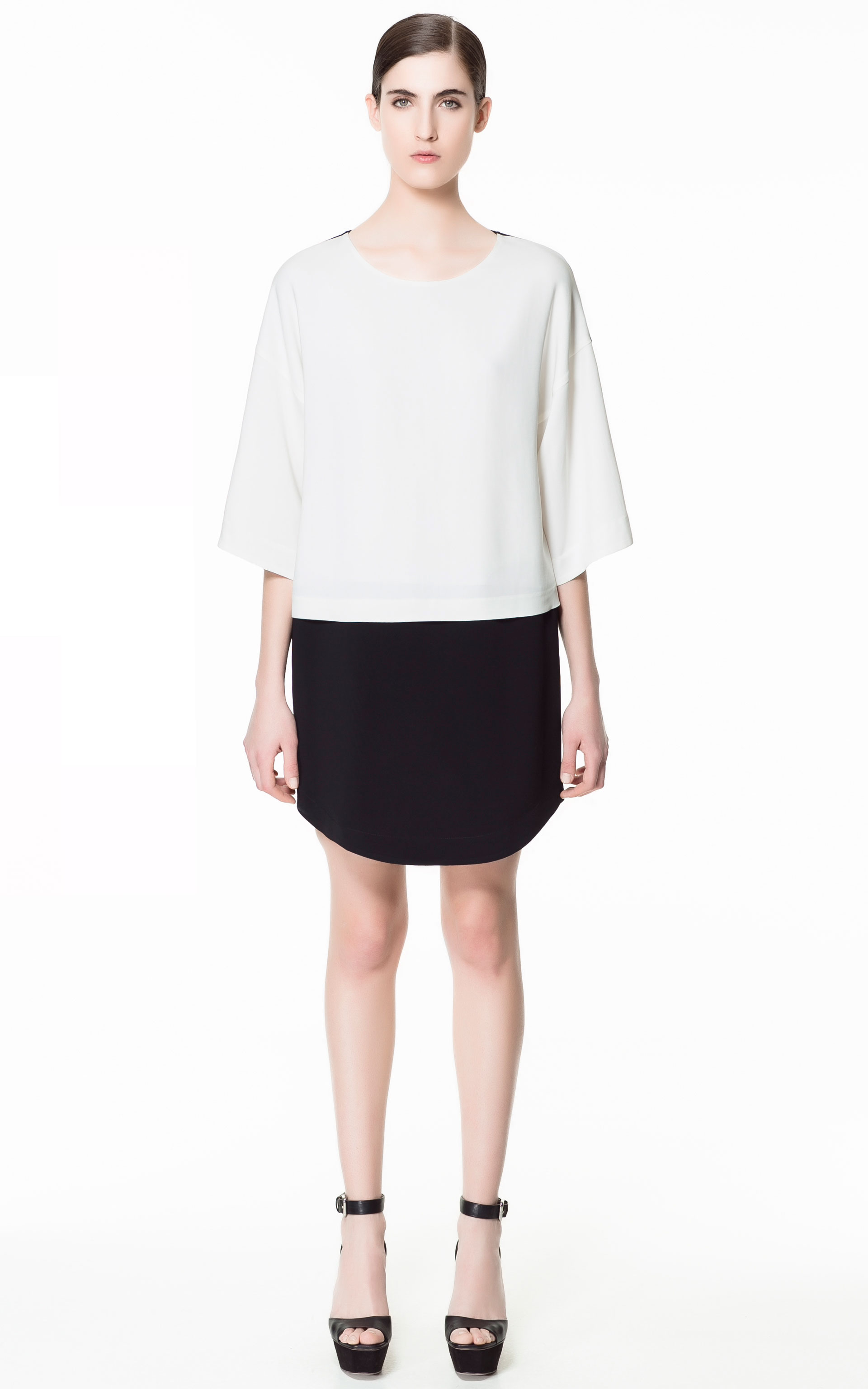 White dress at zara - Gallery Women S Tunic Dresses