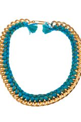 Aurelie Bidermann Do Brasil Necklace - Lyst