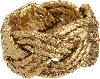 Aurelie Bidermann  Miki Ring - Lyst