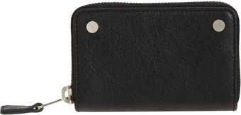 Balenciaga Arena Zipped Coin Case - Lyst