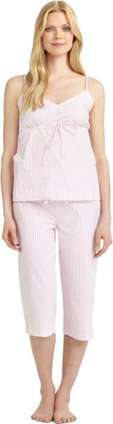 Brooks Brothers Striped Pajamas Set - Lyst