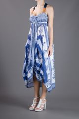 High Starlit Dress in Blue - Lyst