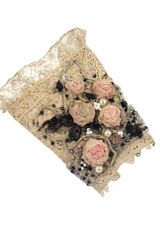 Krista R Antique Lace Cuff - Lyst