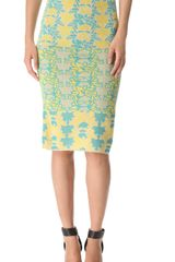 M Missoni Tube Skirt - Lyst