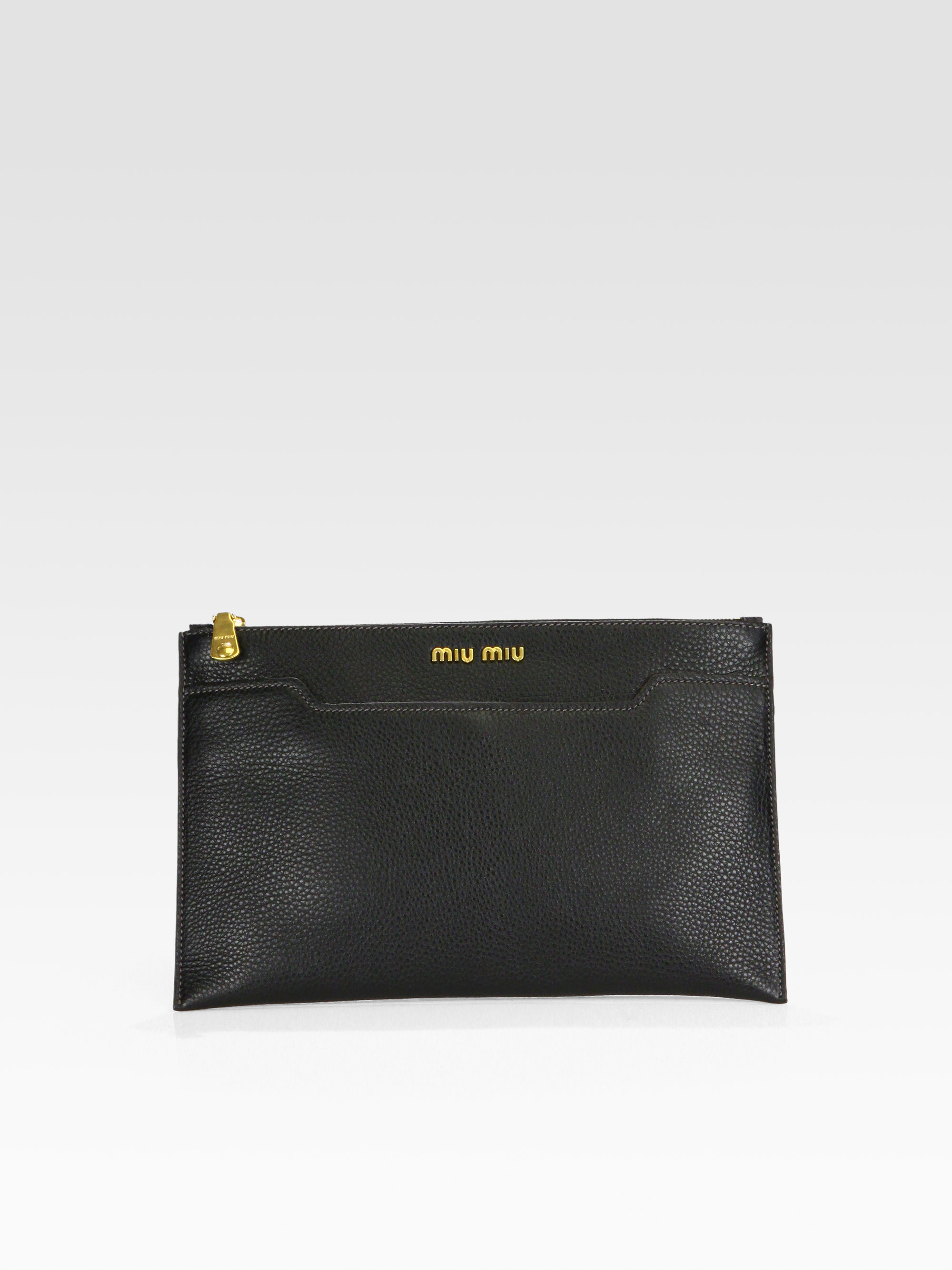 Miu Miu Envelope Clutch