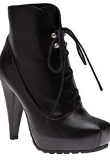 Proenza Schouler Lace Up Boot - Lyst