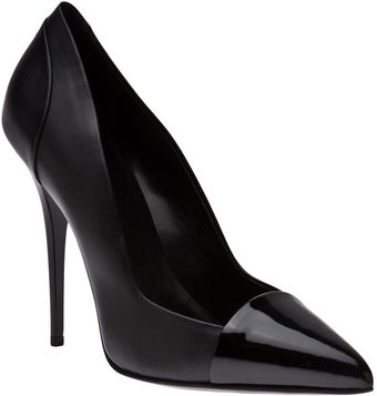 Proenza Schouler Leather Pump - Lyst